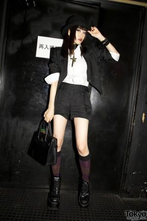 Harajuku Fashion Walk Halloween - Party & Snaps (51)