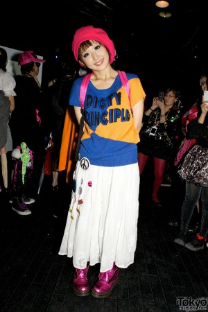 Harajuku Fashion Walk Halloween - Party & Snaps (56)