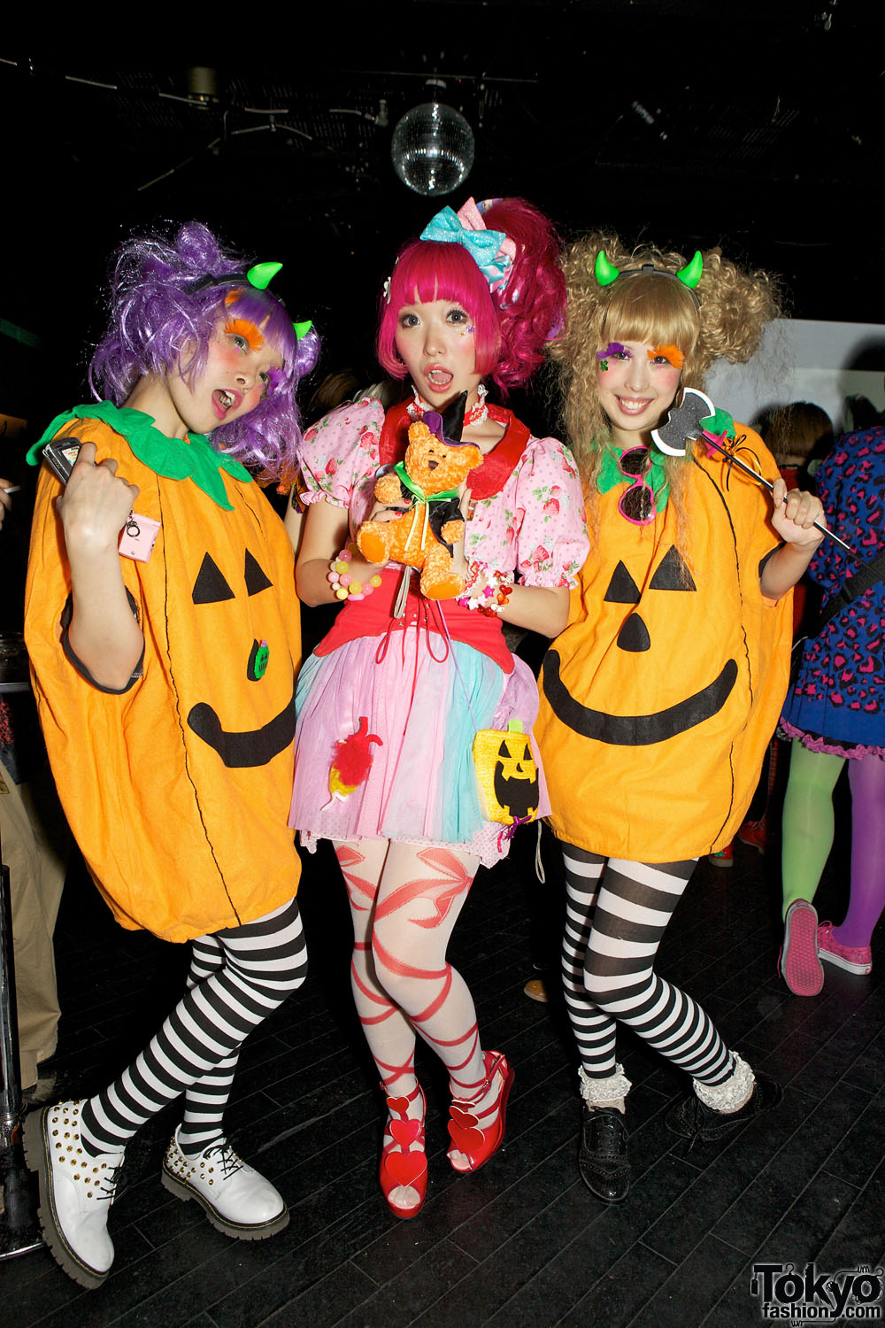 Harajuku Fashion Walk Halloween - Party & Snaps (57)