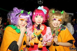 "Harajuku Fashion Walk ""FUNtasy Halloween Night"" Party Pictures"