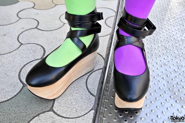 Rocking Horse Shoes in Harajuku