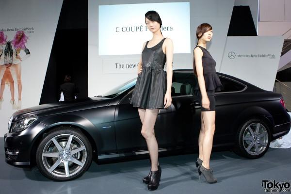 Mercedes-Benz C-Class Coupe Premier x Vantan (2)