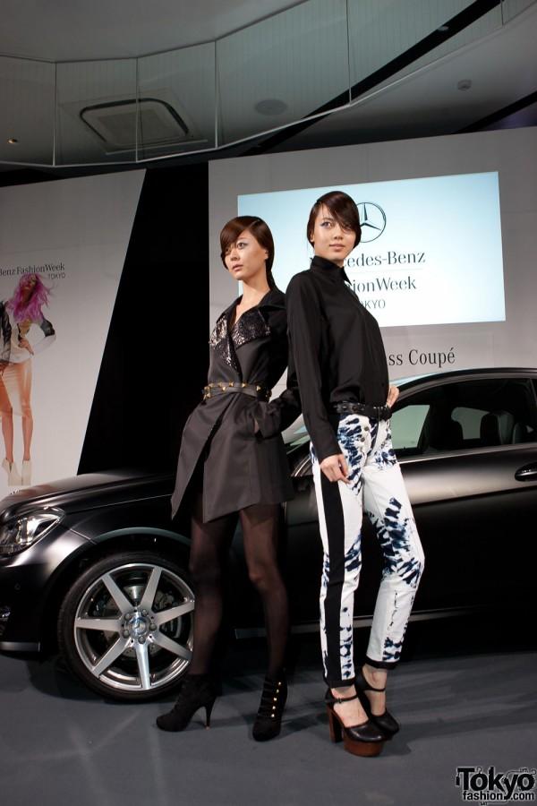 Mercedes-Benz C-Class Coupe Premier x Vantan (10)
