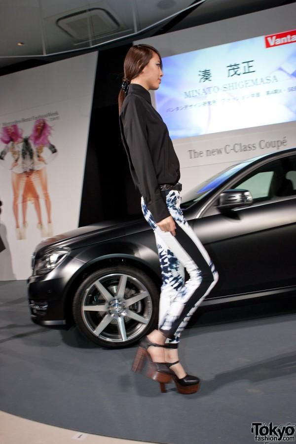Mercedes-Benz C-Class Coupe Premier x Vantan (28)