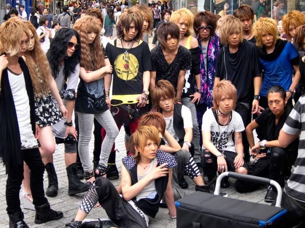 Shibuya Gyaru Culture
