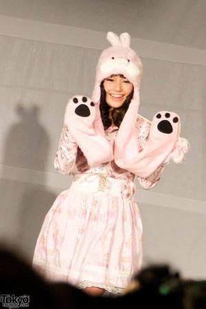 Spinns Harajuku Fashion Show Fall 2011 w/ Kyary Pamyu Pamyu, SuG, Ayumi Seto & more!