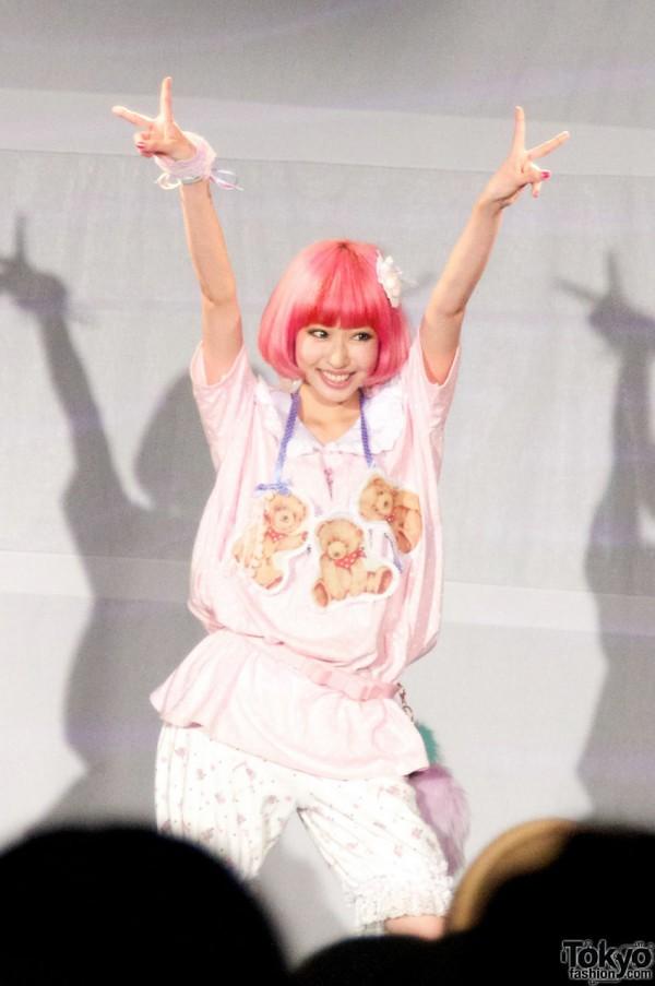 Milklim Fashion at Harajuku Collection
