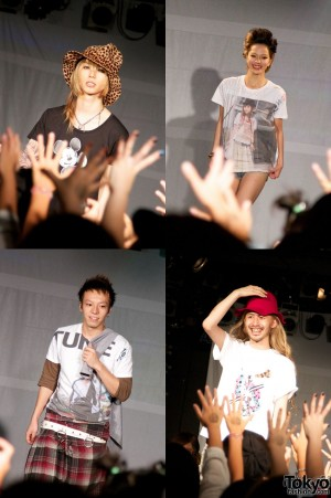 Spinns Harajuku T-Shirt Collection