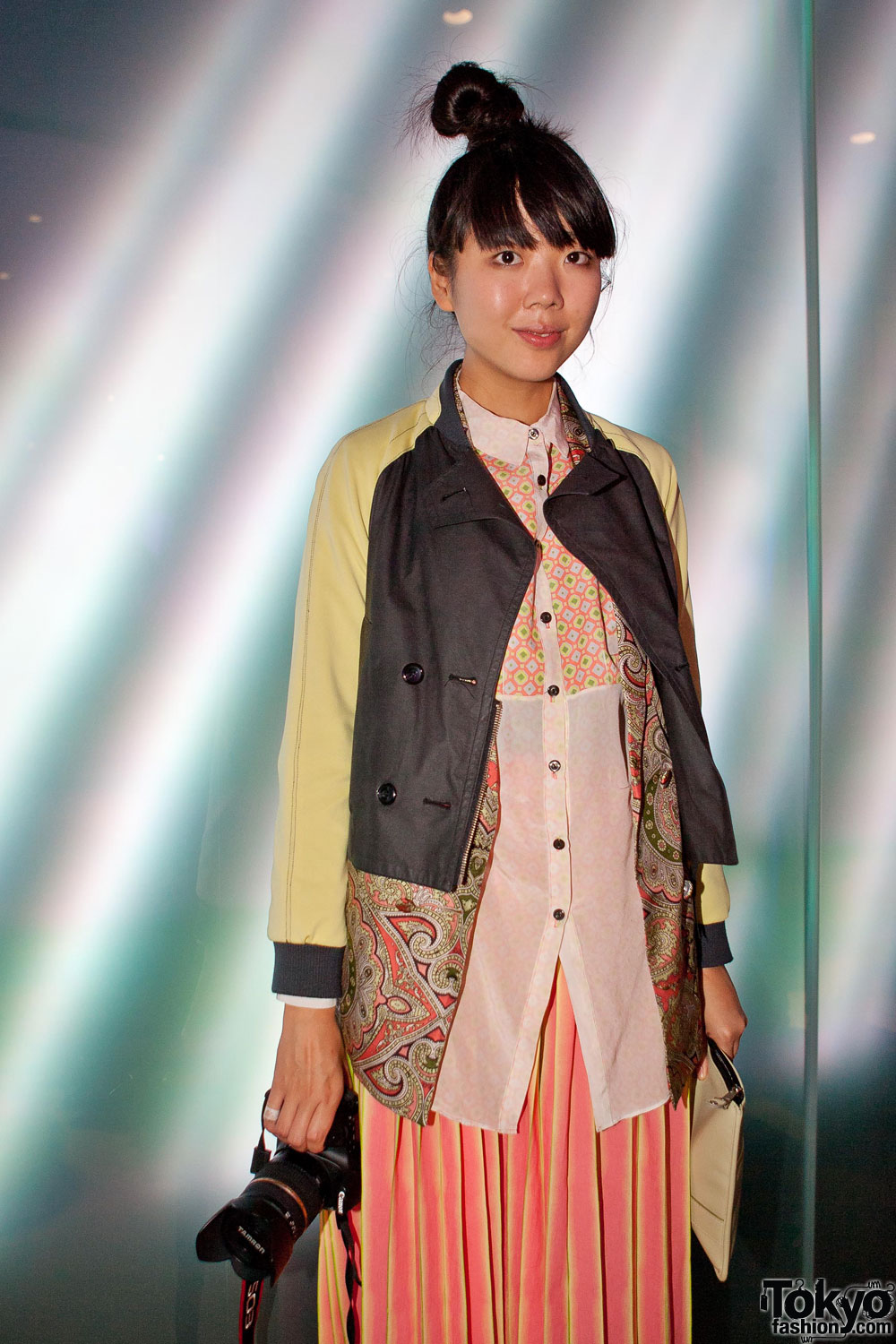Susie Bubble At Molfic During Japan Fashion Week In Tokyo