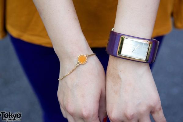 Marc by Marc Jacobs bracelet & watch