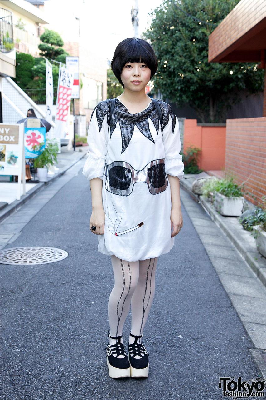 Harajuku Girl in G2? Dress