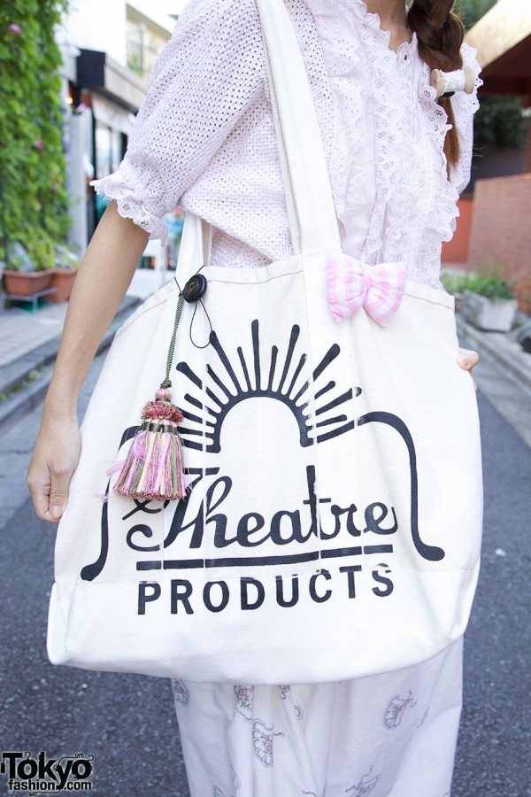 Theatre Products bag in Harajuku