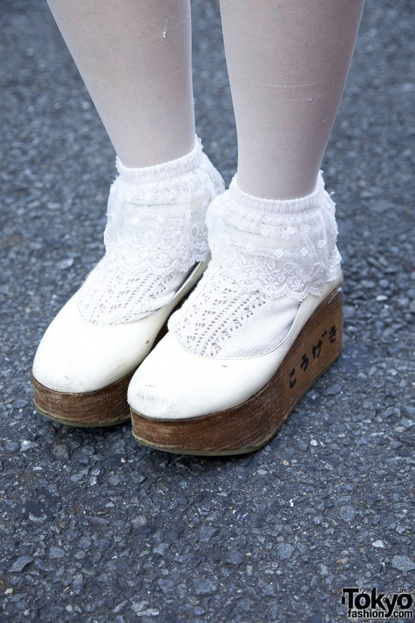 Resale Rocking Horse Shoes in Harajuku
