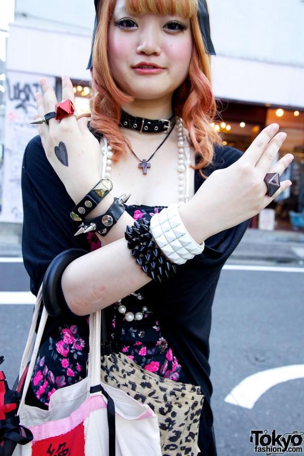 Monomania Rings & Kinji Bracelet