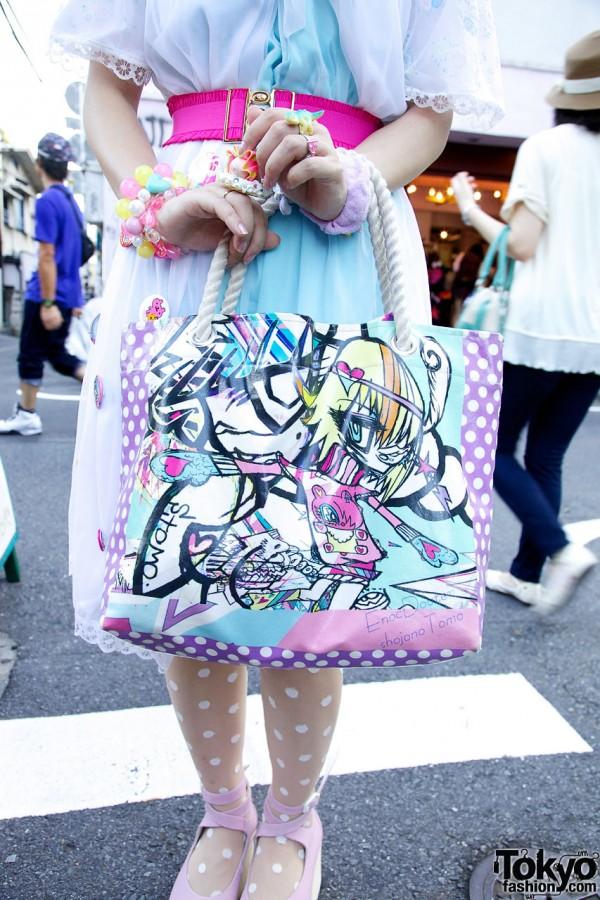 Shojono Tomo Bag in Harajuku