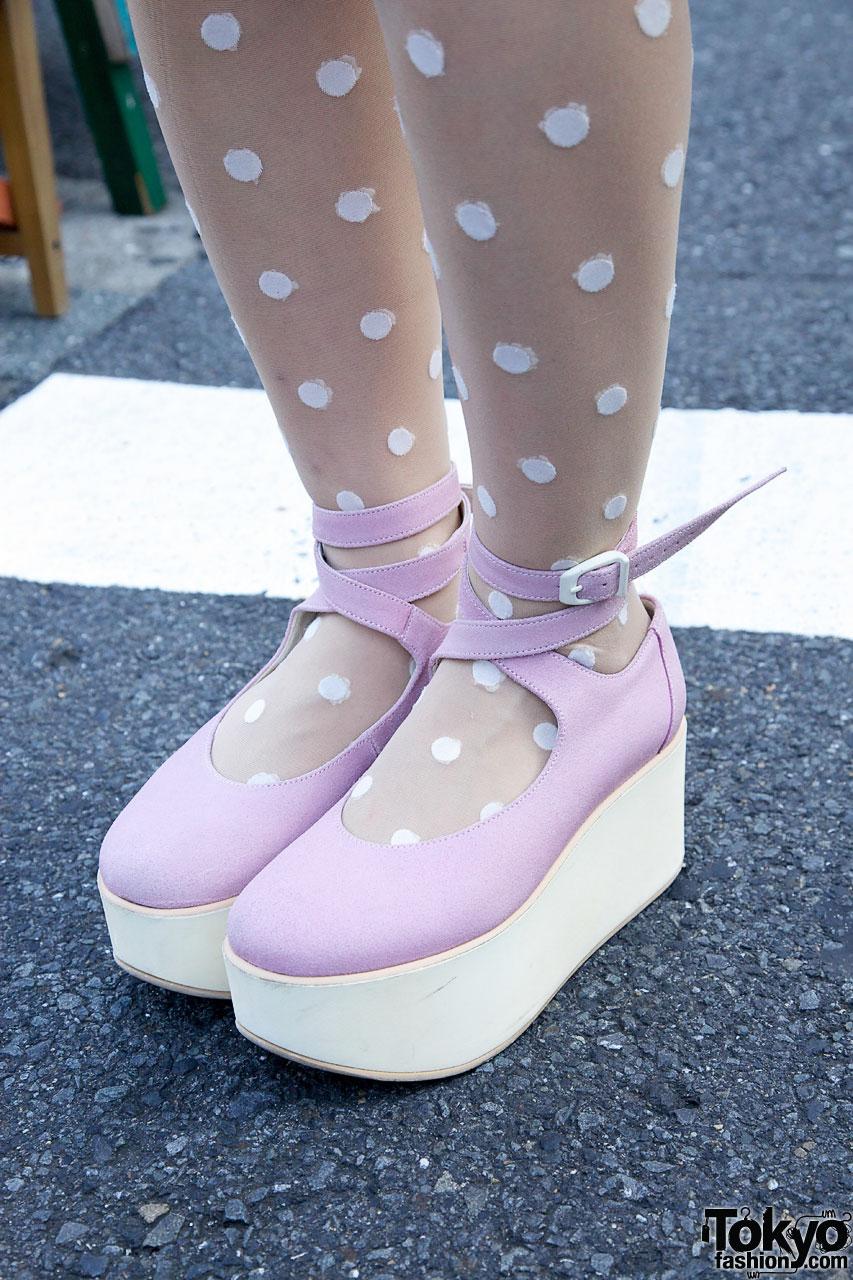 Kumamiki S Harajuku Style W Party Baby 6 Dokidoki Spank