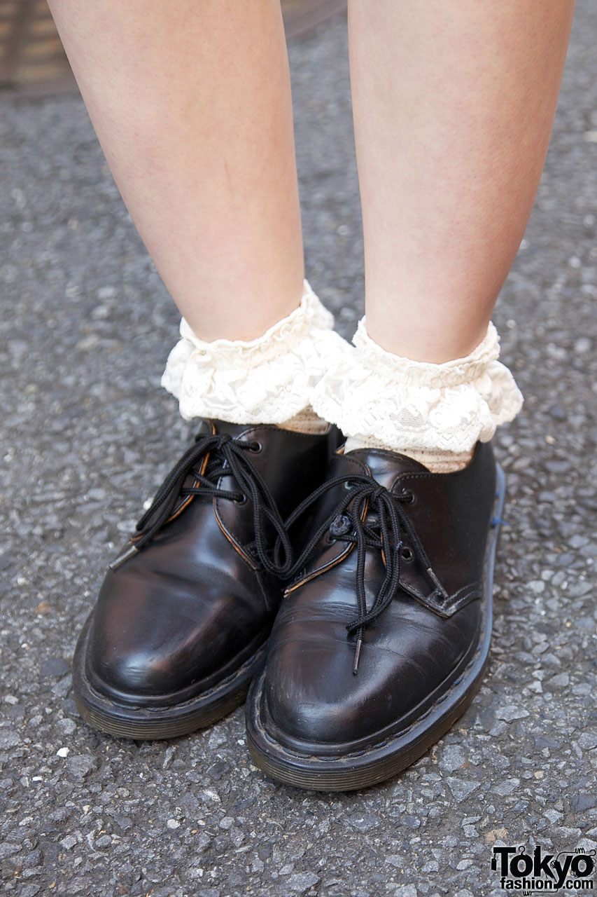 asian girl socks nude