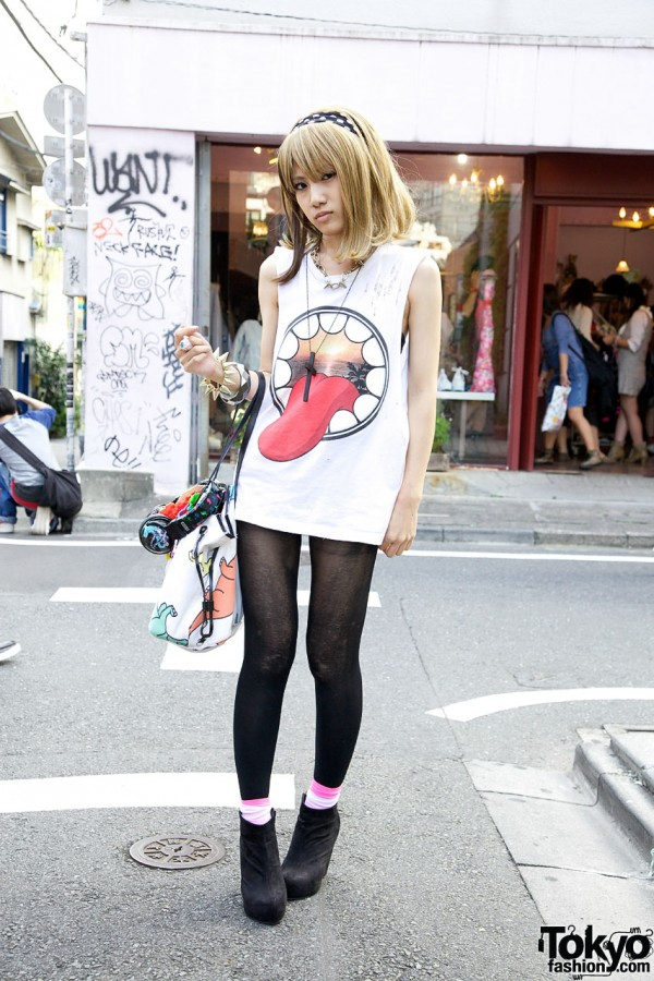 Original Fake Top from Candy Shibuya