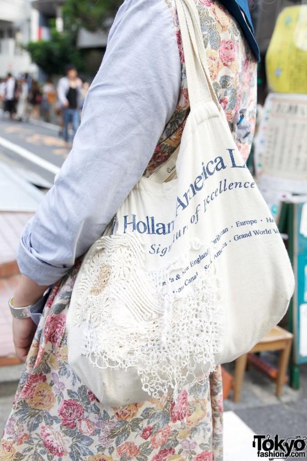 Customized Holland America Lace Bag