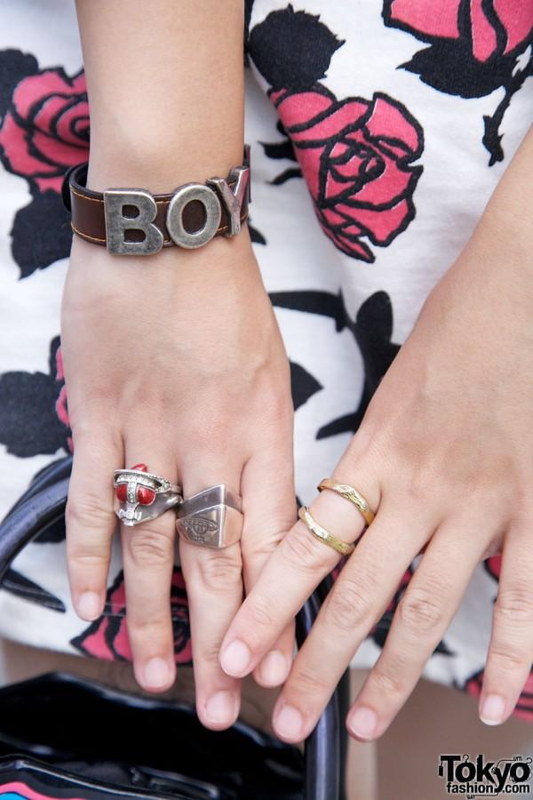 Vivienne Westwood Rings x Boy