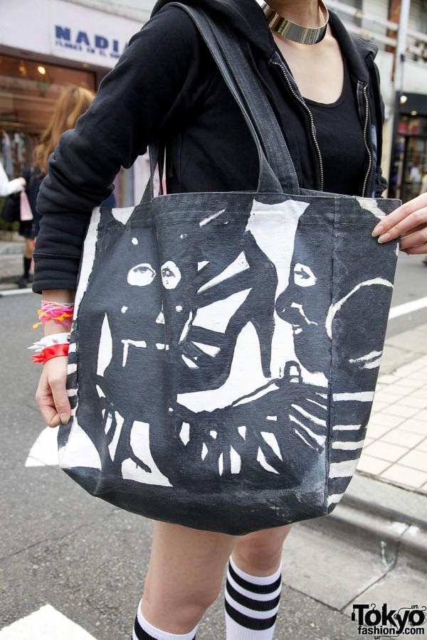 Rikki Kasso Bag in Harajuku