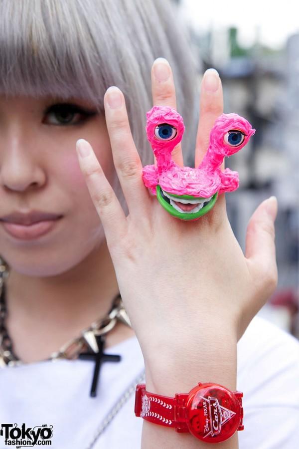 ZAORICK mochasse Ring in Harajuku