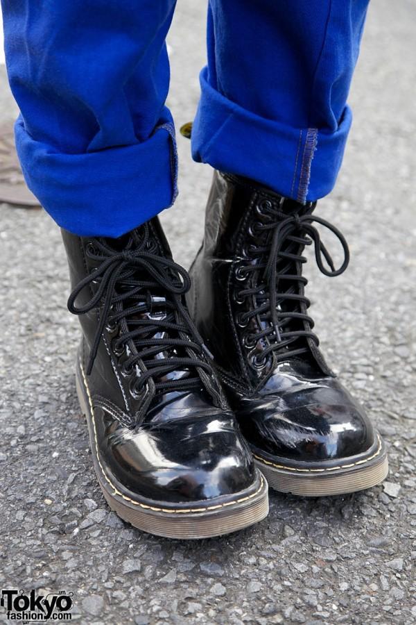 Boots & Cuffed Spinns Harajuku Pants