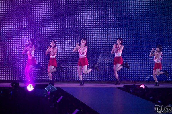 Bumpy J-Pop at Tokyo Girls Award