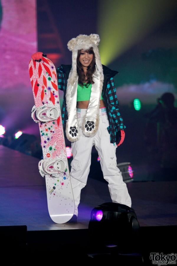 Roxy - Girls Award Tokyo