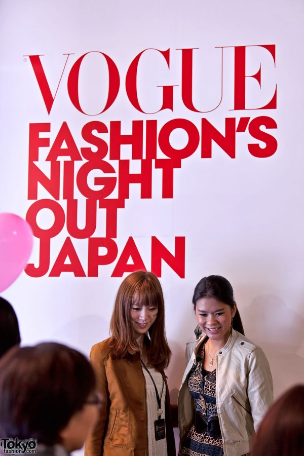 Fashion's Night Out Tokyo (4)