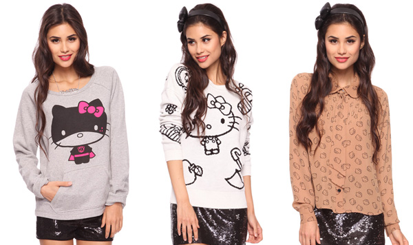Forever21 x Hello Kitty