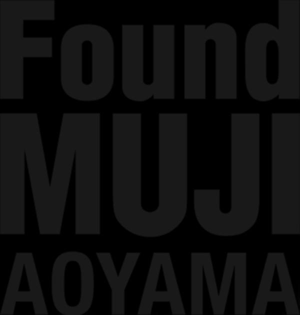 Found Muji Aoyama