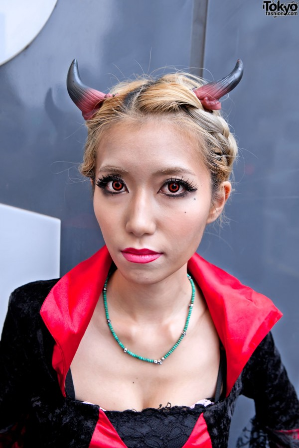 Harajuku Halloween Devil