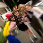 American Apparel Shibuya Halloween Party (4)