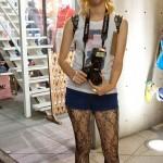 American Apparel Shibuya Halloween Party (6)