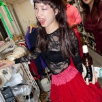 American Apparel Shibuya Halloween Party (9)