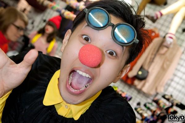 American Apparel Shibuya Halloween Party (29)