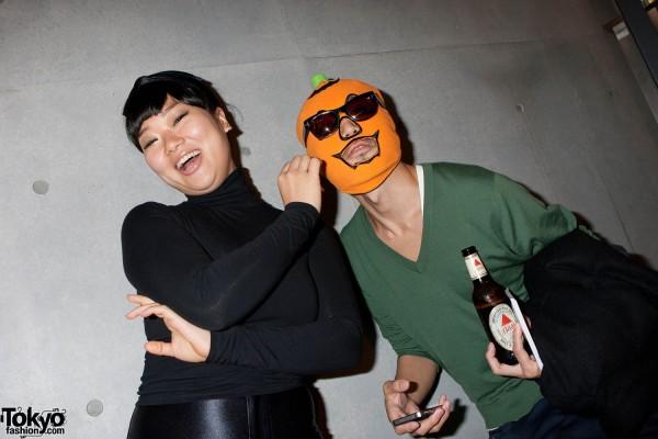 American Apparel Shibuya Halloween Party (32)