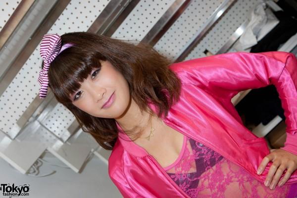 American Apparel Shibuya Halloween Party (34)