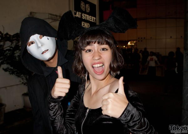 American Apparel Shibuya Halloween Party (37)