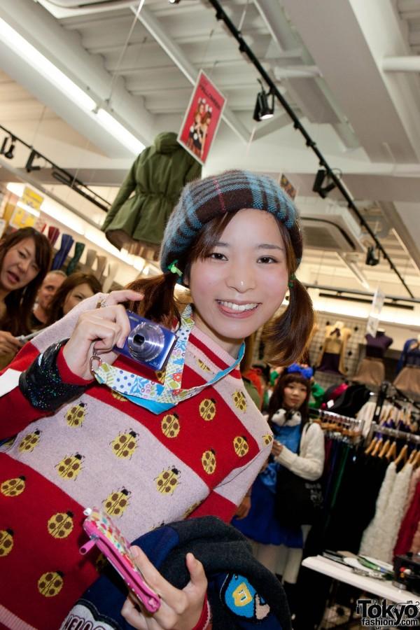 American Apparel Shibuya Halloween Party (43)