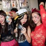 American Apparel Shibuya Halloween Party (49)