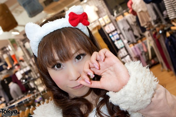 American Apparel Shibuya Halloween Party (57)