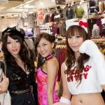 American Apparel Shibuya Halloween Party (61)
