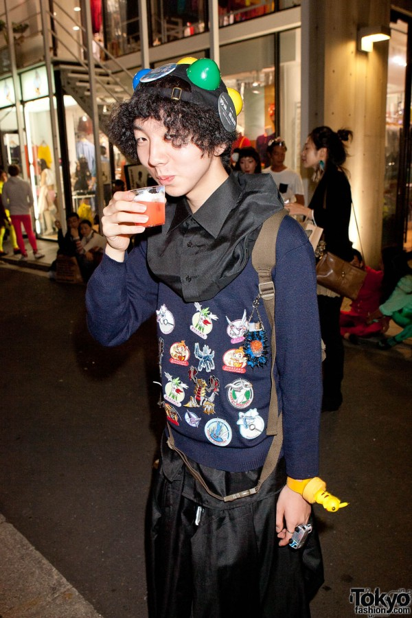 American Apparel Shibuya Halloween Party (64)