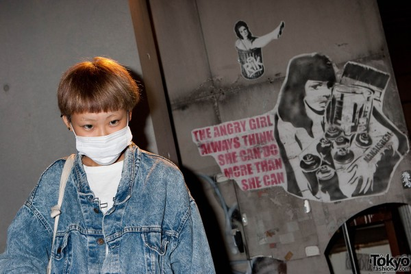 American Apparel Shibuya Halloween Party (65)