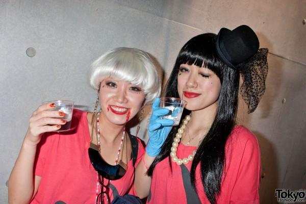 American Apparel Shibuya Halloween Party (66)
