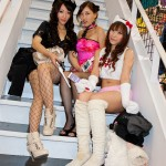 American Apparel Shibuya Halloween Party (82)