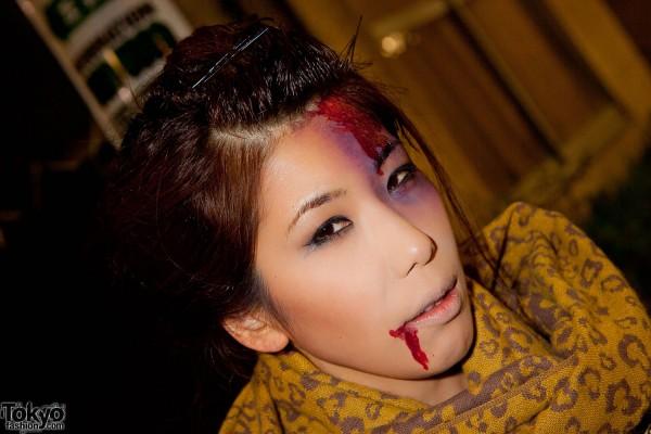 American Apparel Shibuya Halloween Party (94)