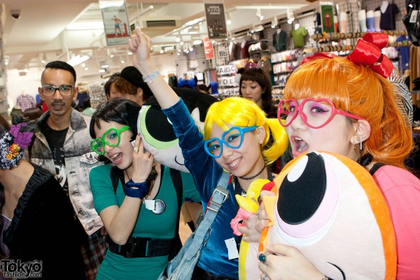 American Apparel Shibuya Halloween Party (105)